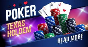 Game Kartu Texas Poker Holdem IDN Poker V Online